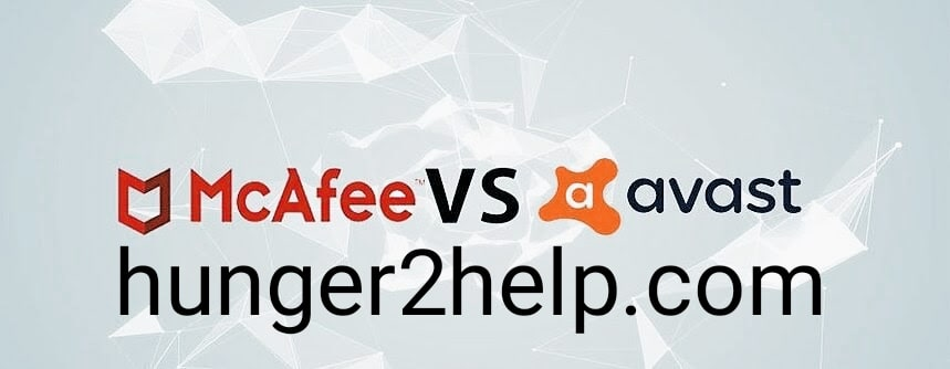 Android and iOS McAfee vs Avast