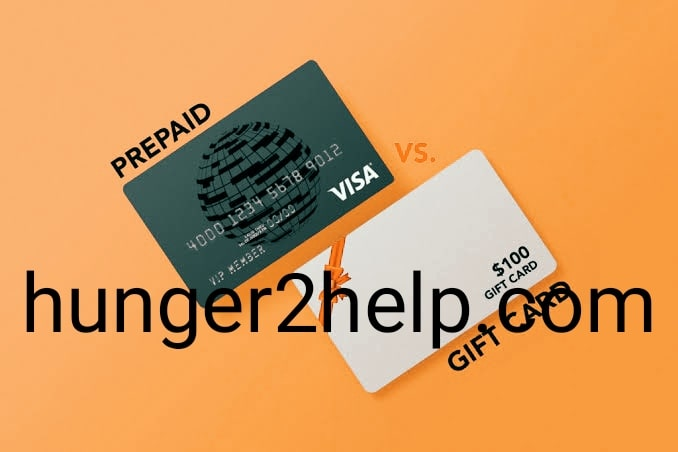 DIFFERENCE BETWEEN STORE CREDIT AND GIFT CARDS